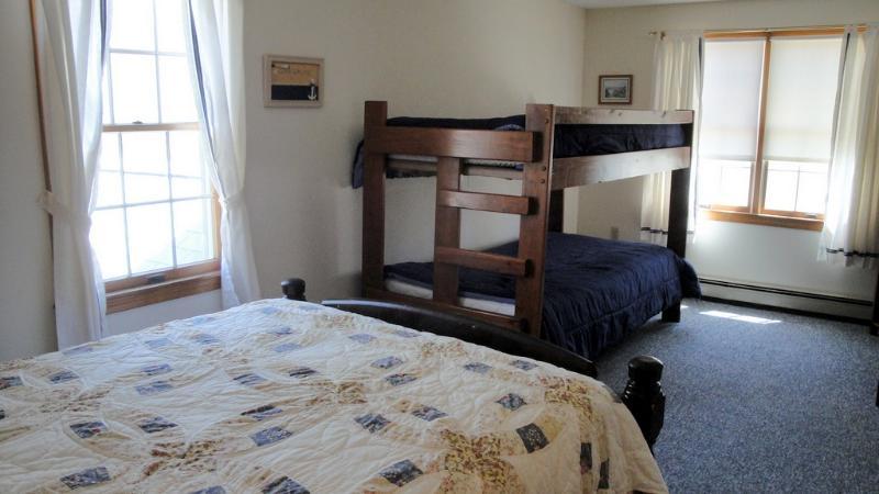 Second Foor ~ Bedroom with Bunk Bed