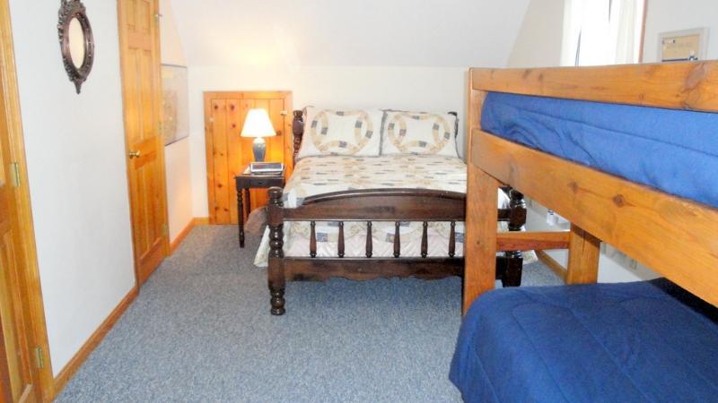 Second Floor ~ Bedroom with Bunk Bed