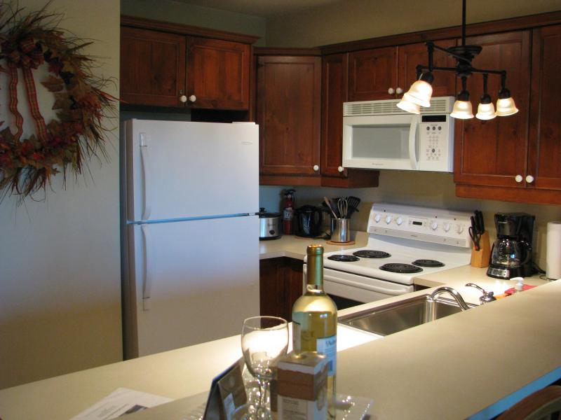 Fully equipped kitchen - Everything you will need!