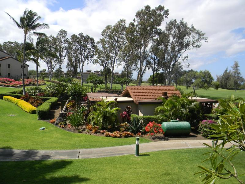 9th Fairway, Sunset, Garden and Ocean Views, holiday rental in Kohala Coast
