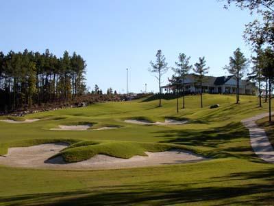 Enjoy numerous golfing options in HSV!