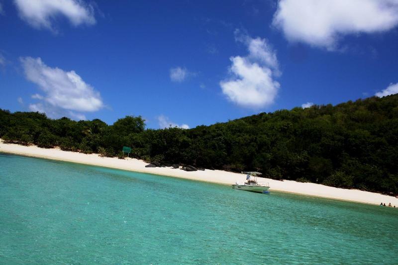 Wild Life Refuge Cayo Luis Pena Beach..