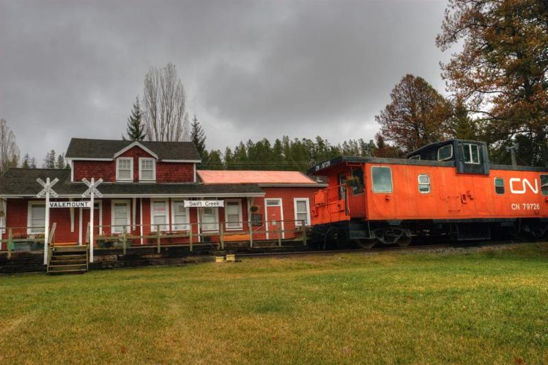 Visit the Valemount Museum and Learn About it's Rich History.