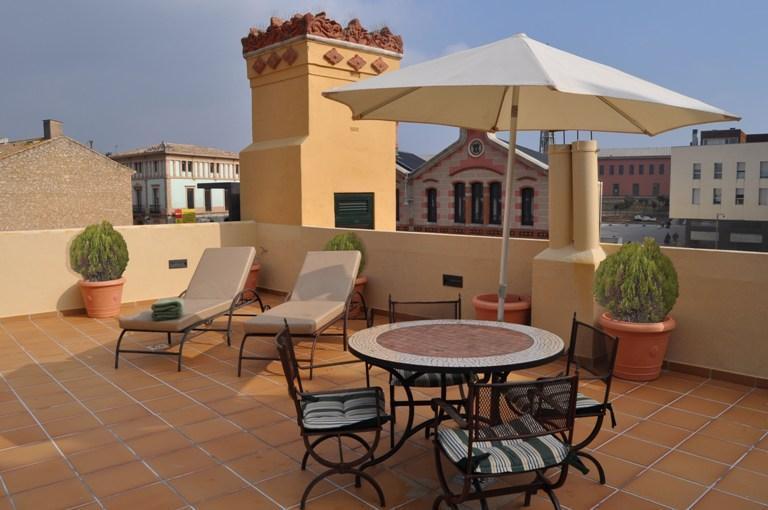 Puede Felip_Apartment 2_Terrace