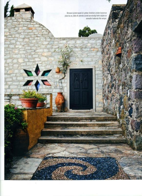 House Beautiful Magazine-entry way
