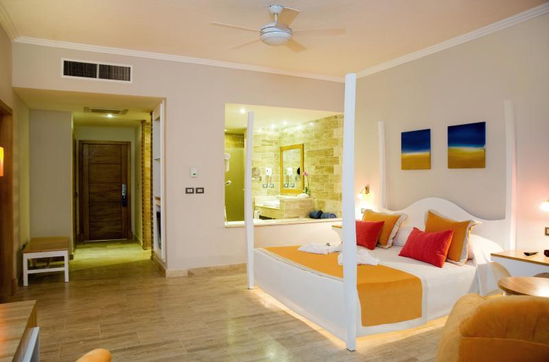 Chambre spacieuse confortable