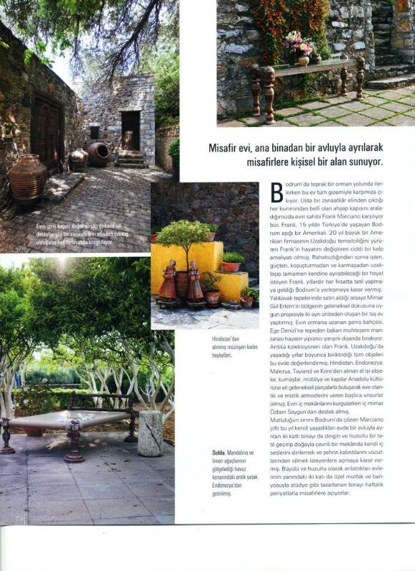 House Beautiful Magazine-garden spaces