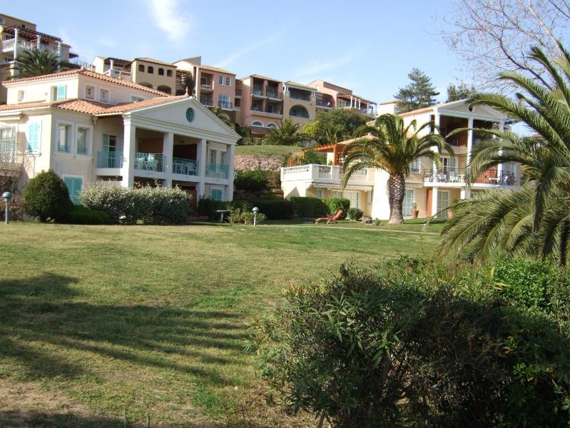 The villa from amphitheatre