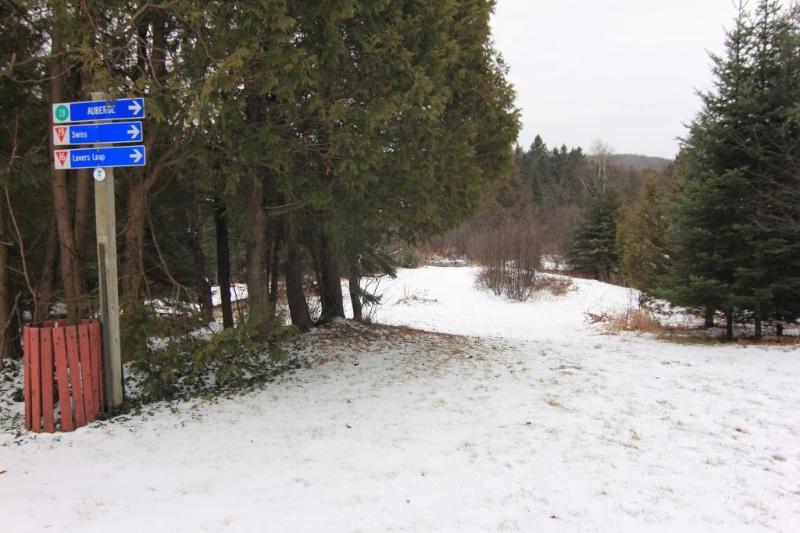 Chalet Cruz de esquí de fondo