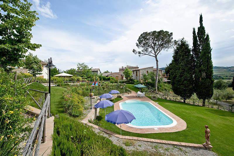 Tigli #5, flat near Montepulciano with 2 bedrooms. A/C, Wi-Fi and swimming pool, location de vacances à Montepulciano