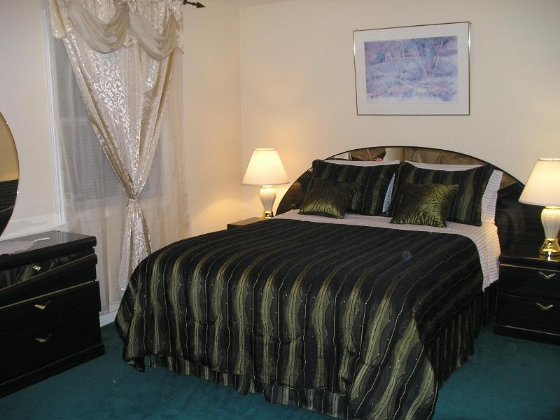 DOMINO SUITE at SUSAN´S VILLA -2 bedrooms for the price of 1- B&B/Hotel Garni, vacation rental in Niagara Falls