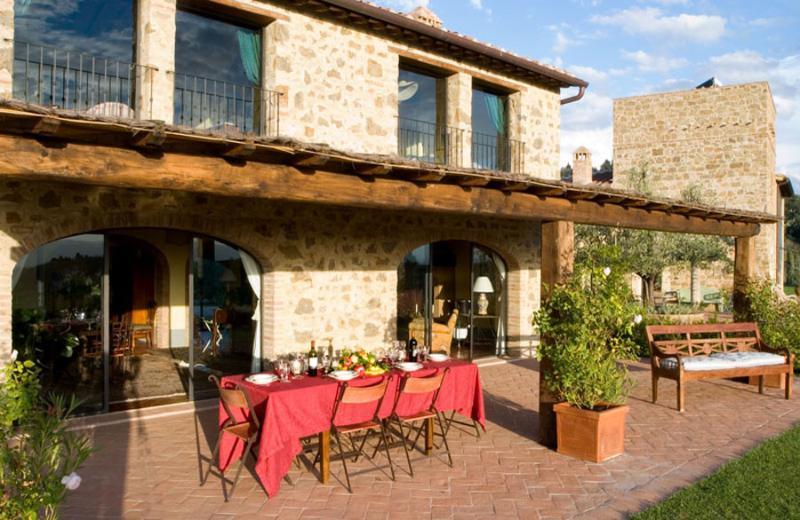 Capanna Olivo Capanna Olivo, holiday rental in Trecento