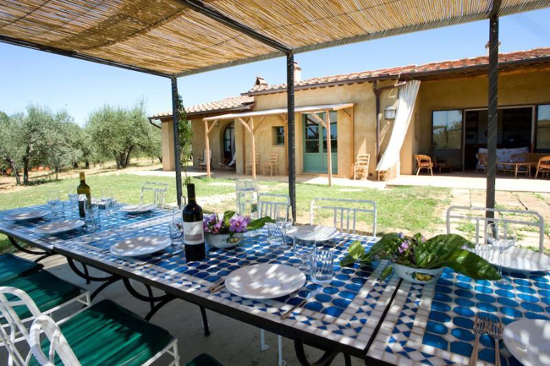 Casale Barberino Casale Barberino for 12, holiday rental in Petrognano