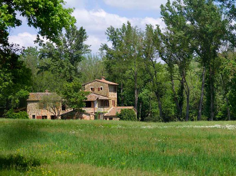 Mulino Mulino, location de vacances à Lucignano