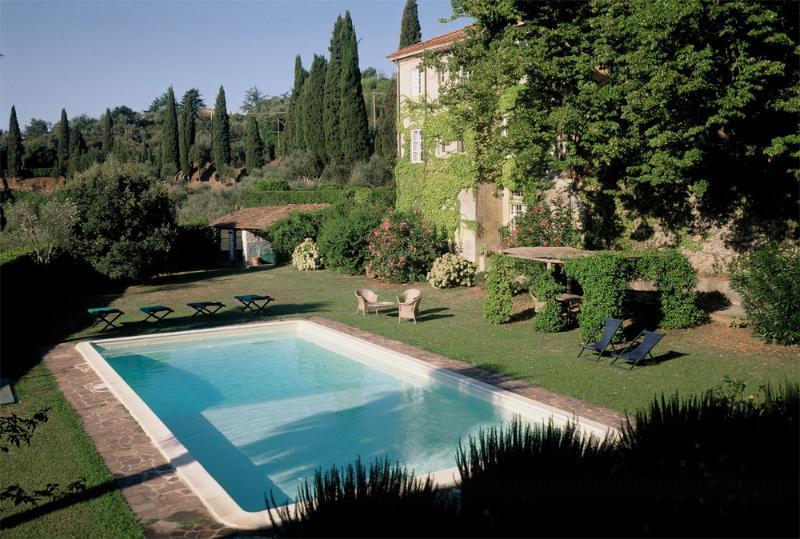 Villa del Parco Villa del Parco, holiday rental in Orbicciano