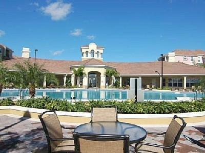 Relax by the Pool at Vista Cay
