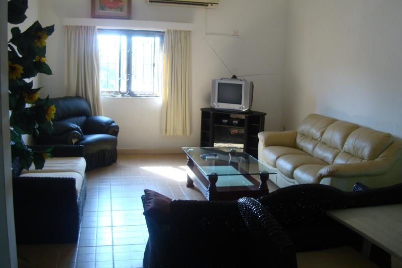 Sitting Room of Family 2-BRM Apt