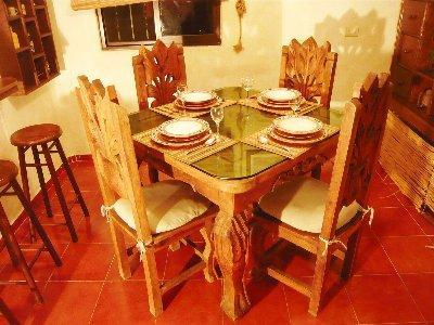 Diningroom Table Downstairs