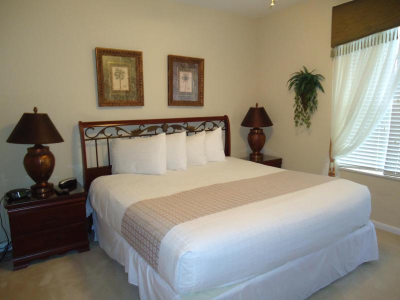 3rd Floor Master King Bedroom With Pillow Top Mattress