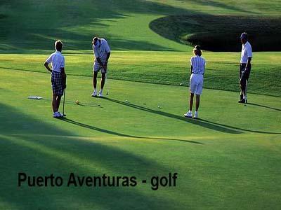 Puerto Aventuras Golf