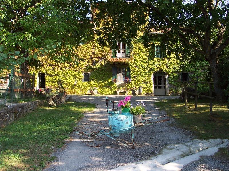 Farmhouse CASANUOVA, holiday rental in Calestano