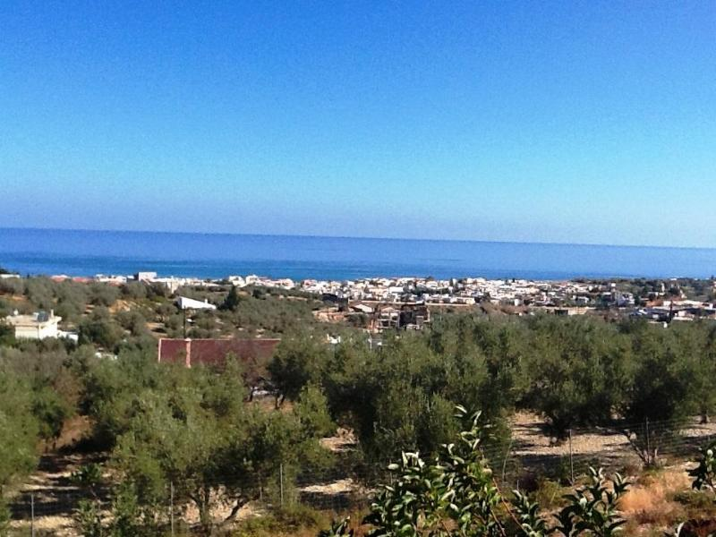 Helidonia Villas, KIMON: sea view from all rooms
