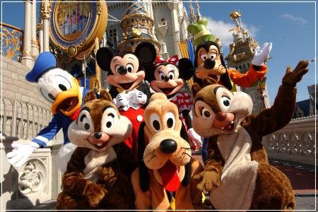 Mickey and His Friends !