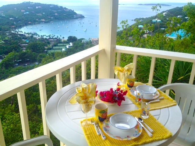 'Just For 2'  Tropical Orchid   HOLIDAY SALE NOW, vacation rental in Cruz Bay