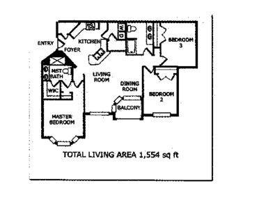 Terrace Ridge Condo Floor Plan