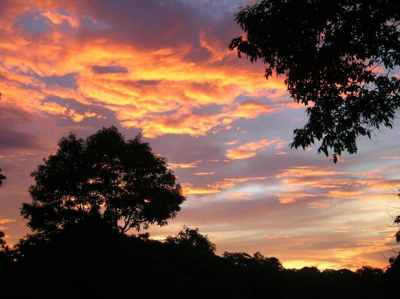 Another glorious Tobago sunset