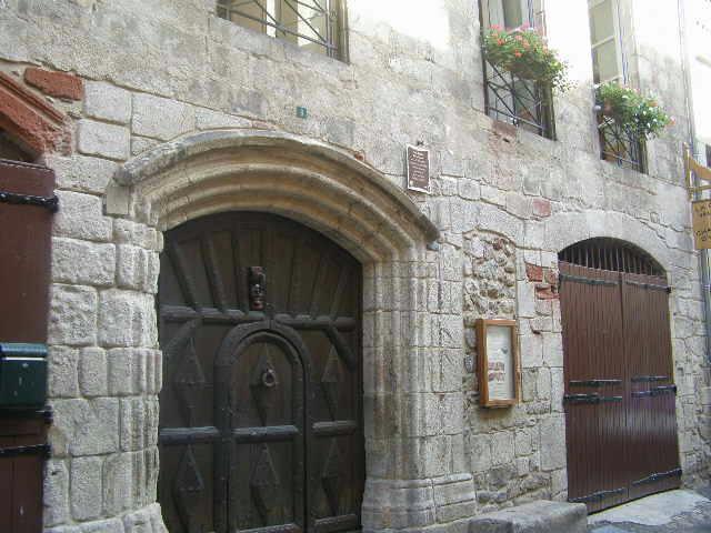 La Porte Valette Chambres d'Hotes, holiday rental in Senezergues