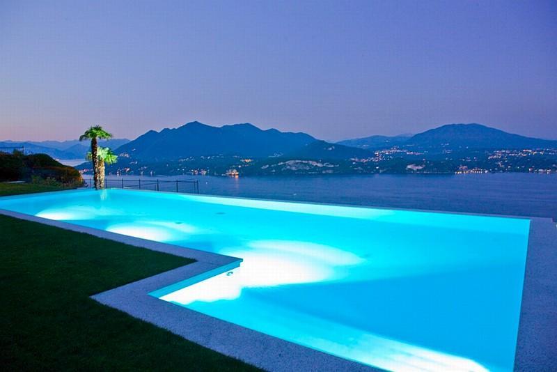 Villa Falcone Magognino Stresa Lake Maggiore - NORTHITALY VILLAS Villa Vacation Rentals