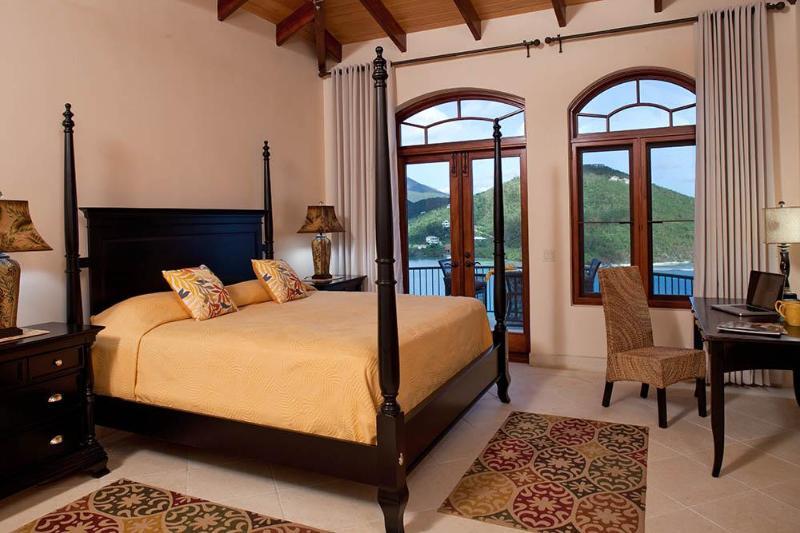 Une chambre à coucher