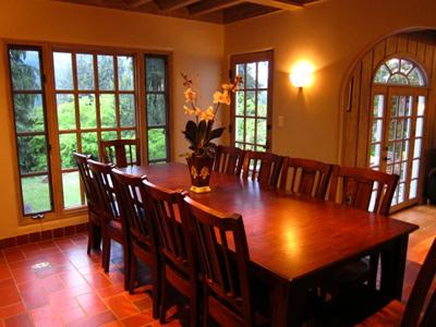 Villa Tranquila, Dining Table, Vacation Home Sleeps 12