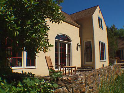 Villa Tranqiula, Stately Home, Rock Wall, Original Details