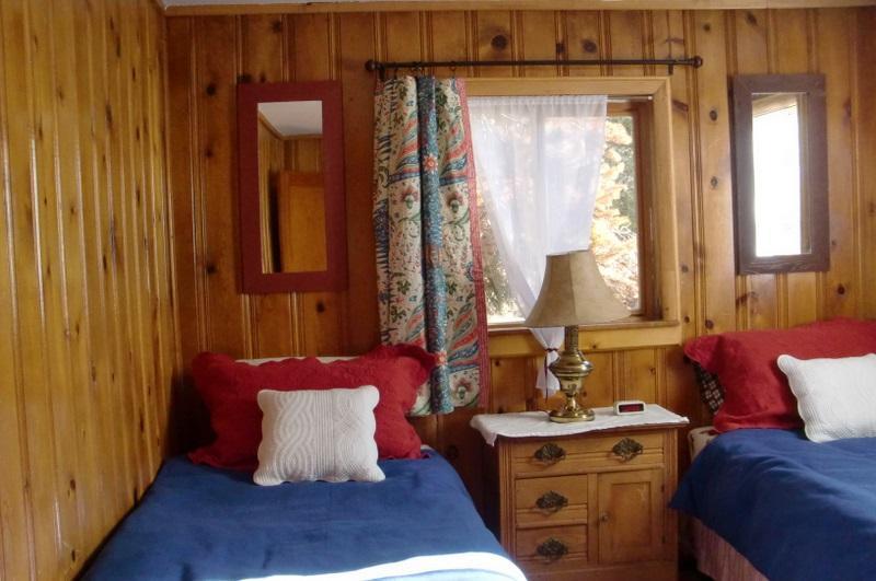Chambre à deux lits de Tashi