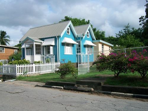 Bajan Chattel-house