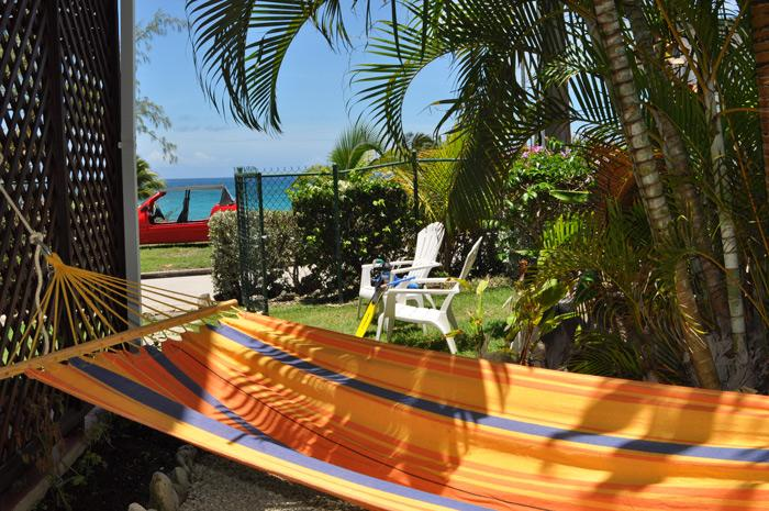 Sea-view Apartment - Hammock view