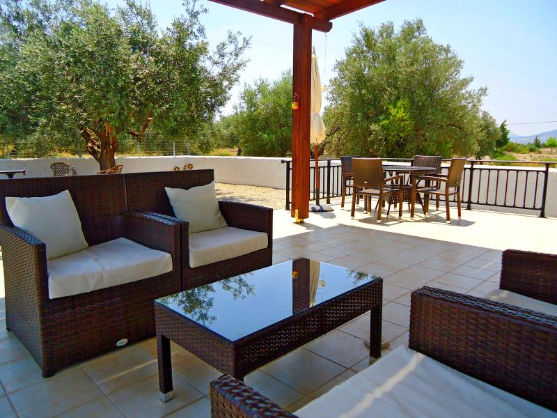 Olive Grove House, Haraki, Rhodes, Greece, holiday rental in Charaki
