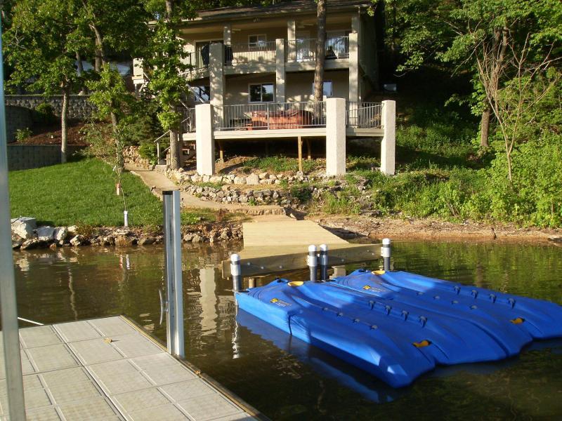 Separar Waverunner Dock
