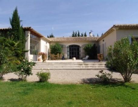 Holiday rental Villas Saint Remy De Provence (Bouches-du-Rhône), 350 m², 6 500 €, casa vacanza a Toulx-Sainte-Croix
