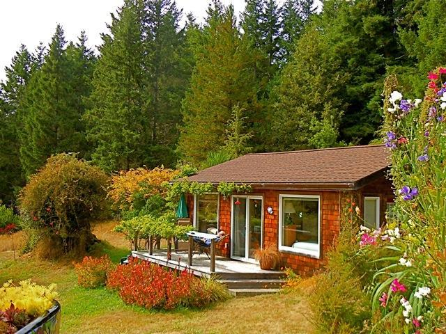 Vacation rental on the Mendocino Coast, California, alquiler vacacional en Albion