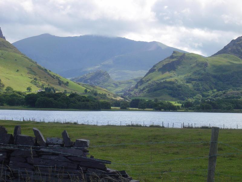 Llyn Nantlle (Nantlle Lake)