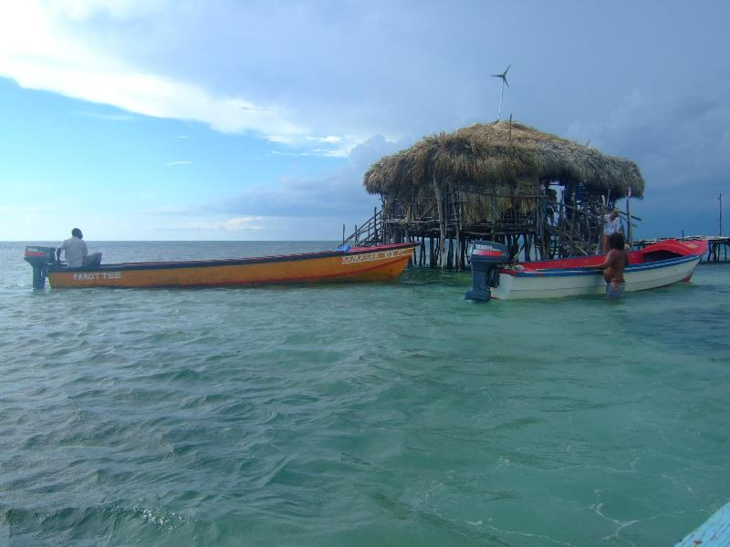 Pelican Bar for fresh fish and cold beer