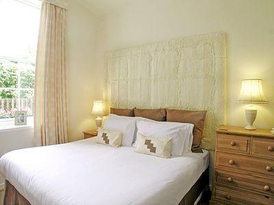 Dormitorio constituida una cama superking