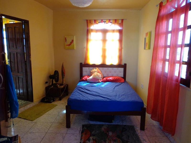 Bedroom one upstairs