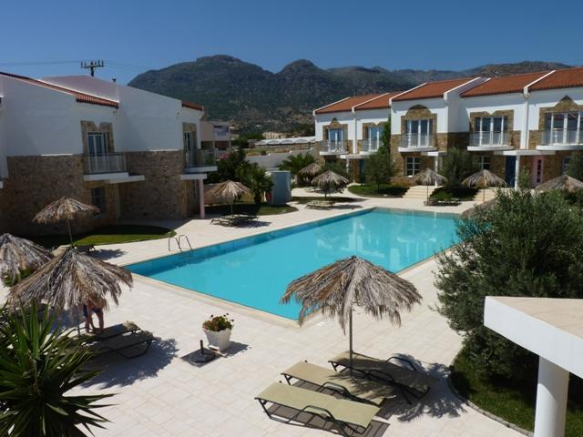 Grapevines Villas - Luxury Villa superb location, vacation rental in Koutsouras