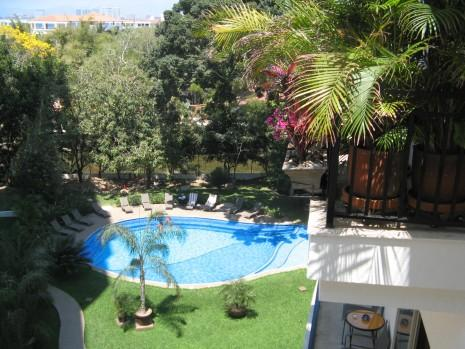 Pool Area in our condo