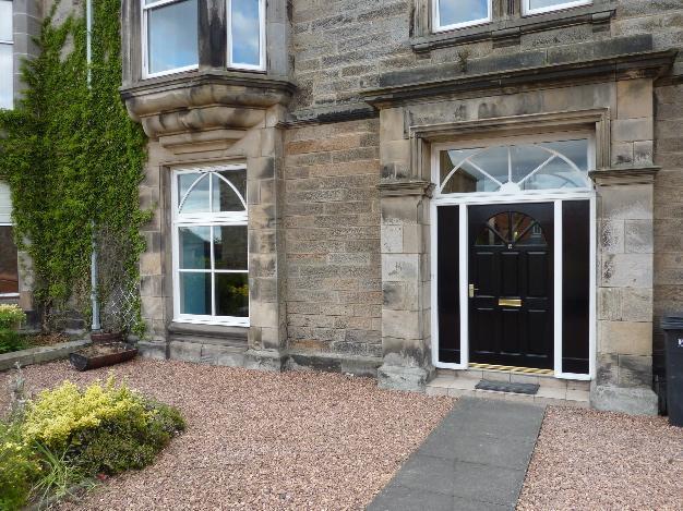 2 Melville Terrace Front Entrance