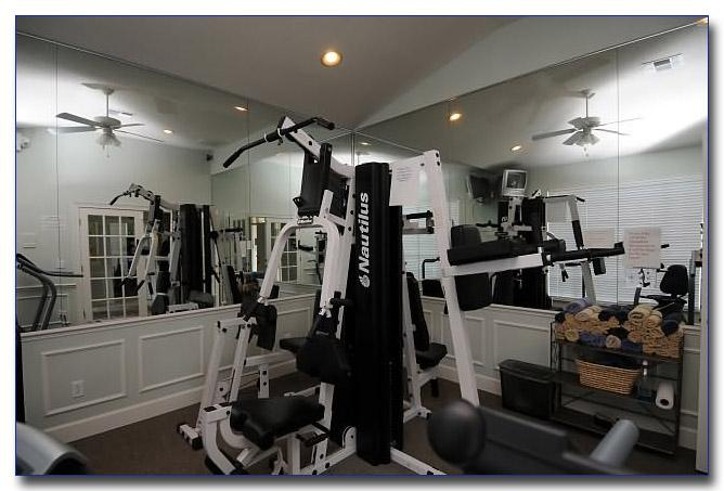 Glenbrook Club house Gym